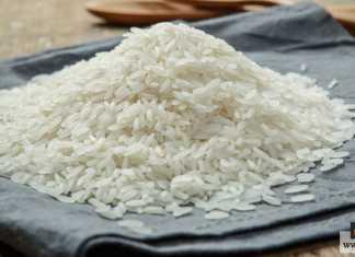 السعرات الحرارية في الأرز