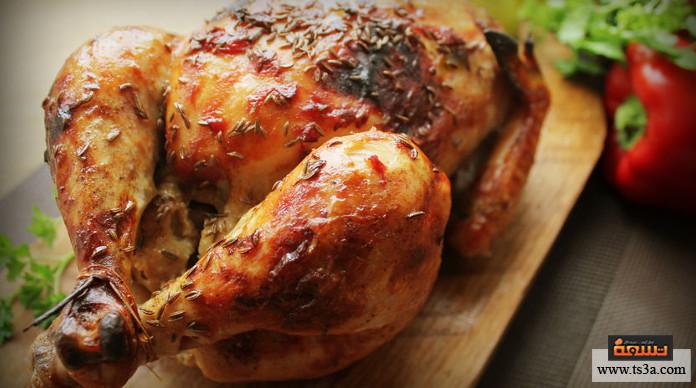 كيف يمكن التقليل من السعرات الحرارية في الدجاج أثناء الريجيم تسعة