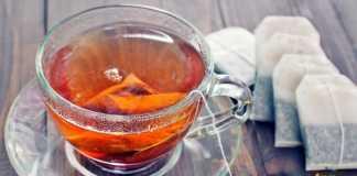 الشاي الأصفر