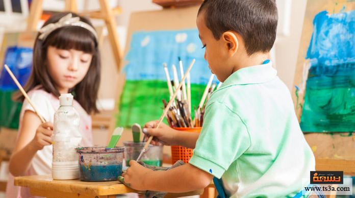 العلاج بالرسم كيف نستخدم العلاج بالرسم للأطفال؟ وما أهميته؟