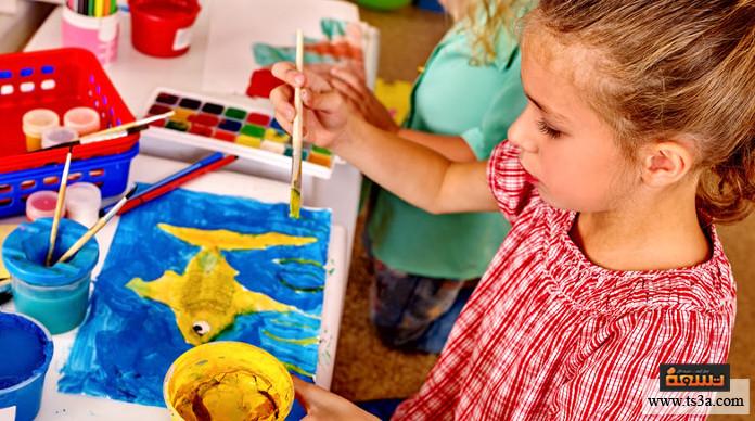 العلاج بالرسم ما دلالات استخدام الألوان عند الأطفال؟