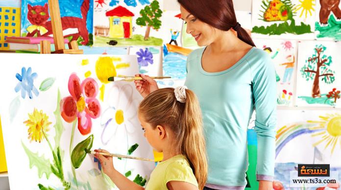 العلاج بالرسم ما فنيات العلاج النفسي بالرسم للأطفال؟