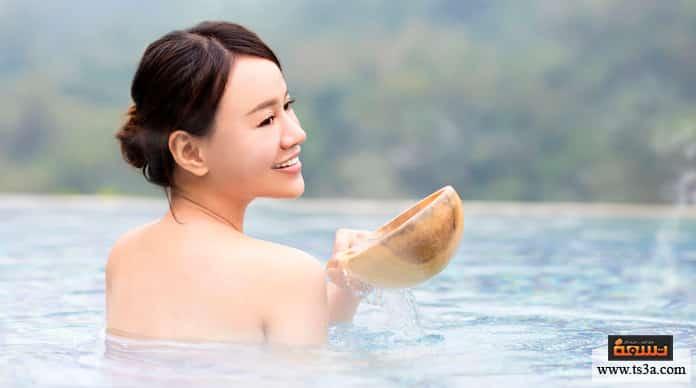 العلاج بالماء كيف يتم العلاج بالماء على الطريقة الصينية؟