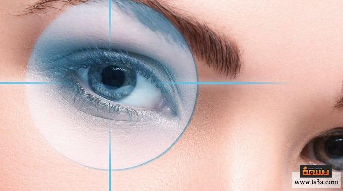 العين الكسولة ما يساعد في ظهور المرض
