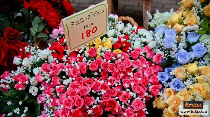 تنسيق الزهور على الطريقة اليابانية ما هي قواعد فن تنسيق الزهور على الطريقة اليابانية ؟