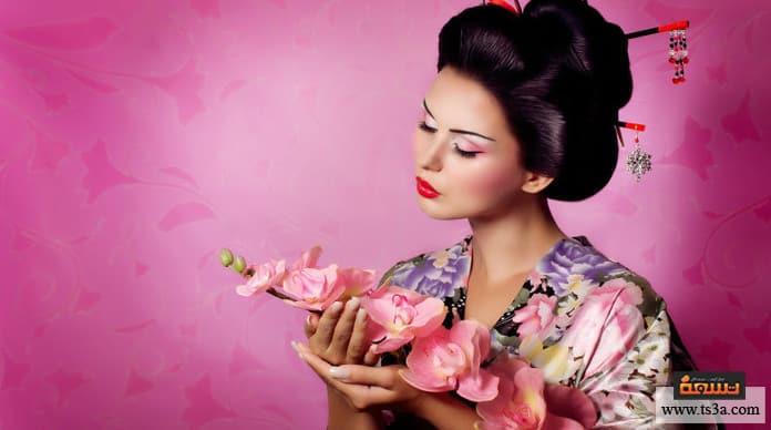 تنسيق الزهور على الطريقة اليابانية