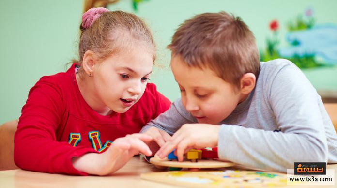 تنمية التواصل مرض التوحد