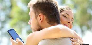 خيانة الزوج عبر الإنترنت