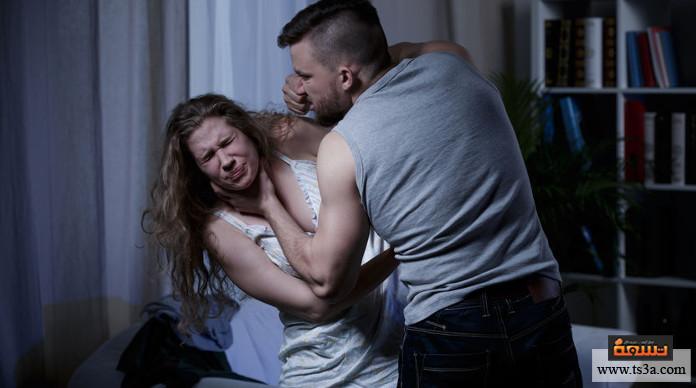 زوج يضرب زوجته لماذا يضرب الرجل زوجته؟