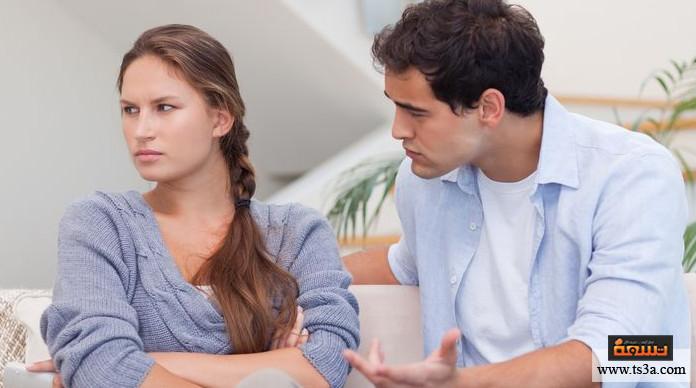 عتاب الزوج كيفية توجيه العتاب للزوج العصبي