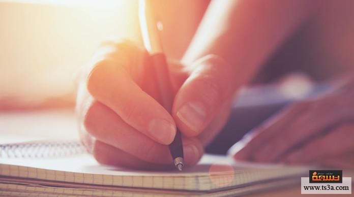 كتابة قصة مسلية