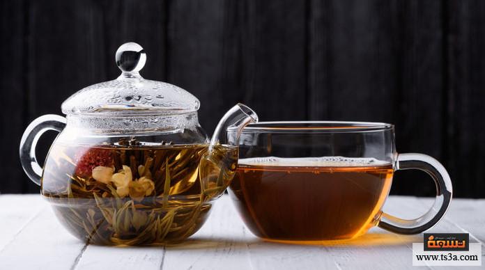 مشروب الشاي تاريخ مشروب الشاي