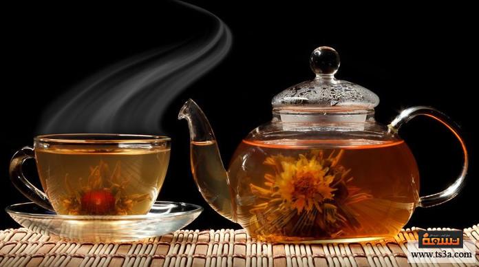 مشروب الشاي ثقافة الشاي عند الصينيين