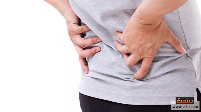 آلام الظهر بالكركم فوائد الكركم للعظام