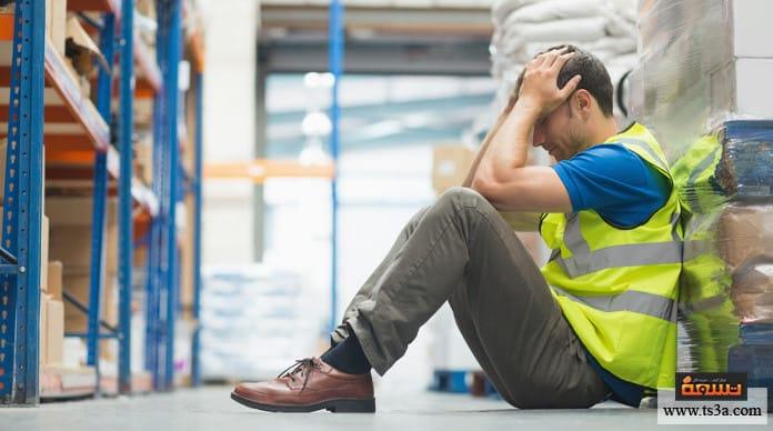 إجهاد العمل ما أشهر الوظائف والأعمال التي تسبب الإجهاد؟
