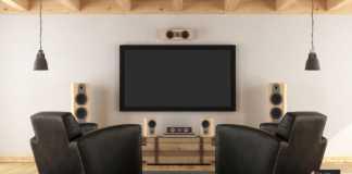 إنشاء سينما منزلية