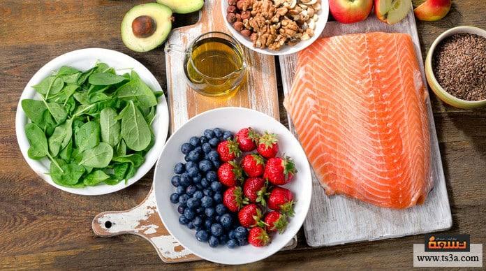 استئصال الأوردة نظام غذائي