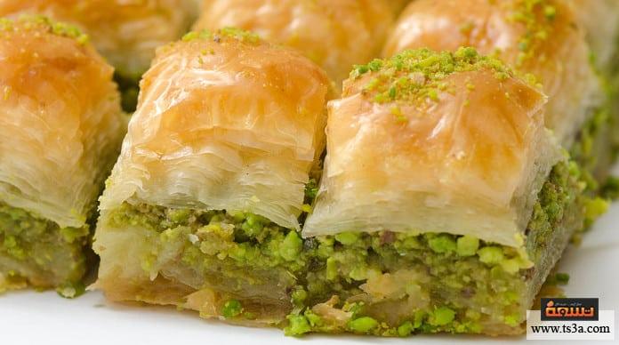 الحلويات التركية الطاوك جوغوسو