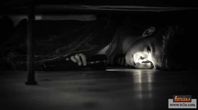 الخوف من الأشباح كيف تحمي ابنك من الخوف من الأشباح ؟