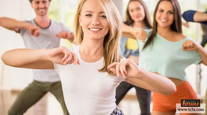العلاج بالرقص