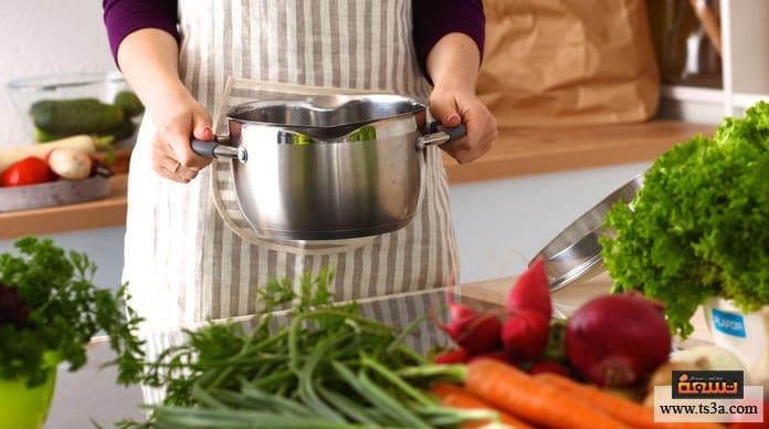 العناصر المغذية إرشادات الطهي السليم وحفظ العناصر المغذية