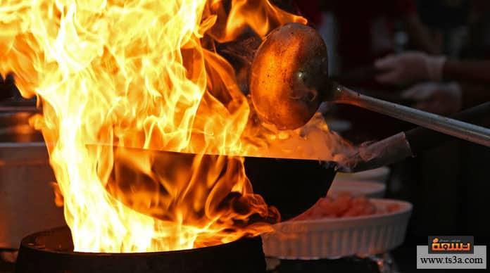 العناصر المغذية كيف تؤثر الحرارة والطهي على الأطعمة؟