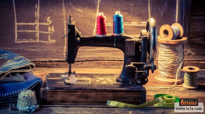 باترون الخياطة كيف أتعلم الخياطة؟