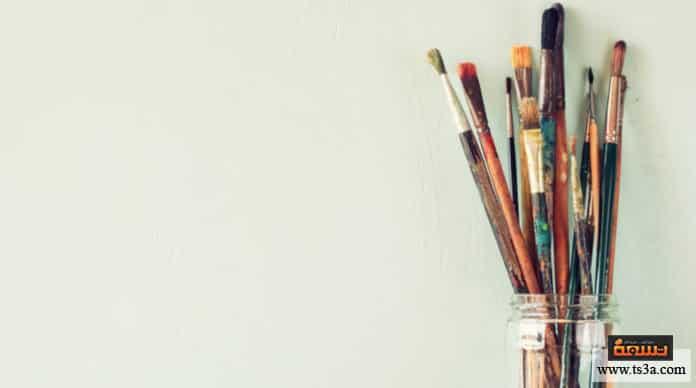 تعلم الرسم من اليوتيوب أدوات الرسم