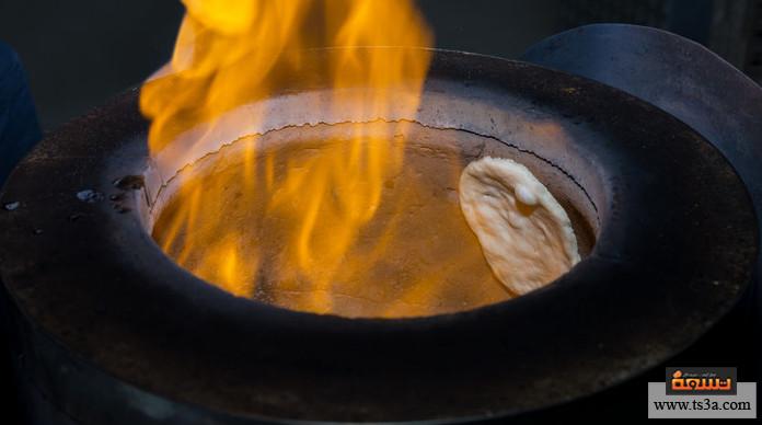 خبز التنور