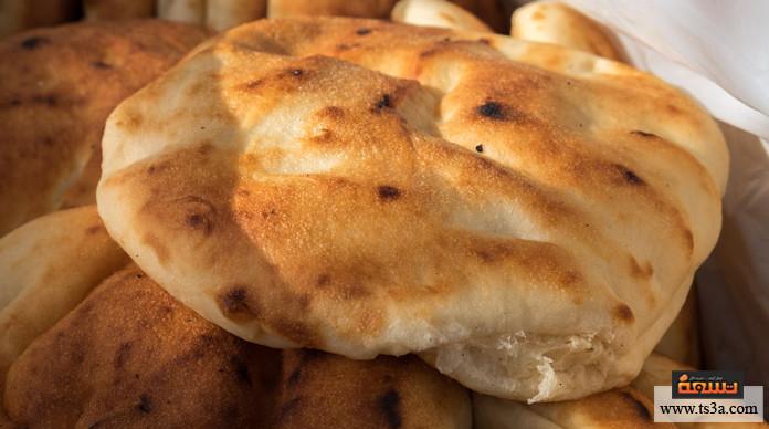 خبز مطلوع المطلوع المغربي