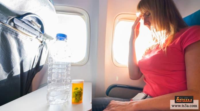 خوف ركوب الطائرات نصائح للتغلب على خوف ركوب الطائرات