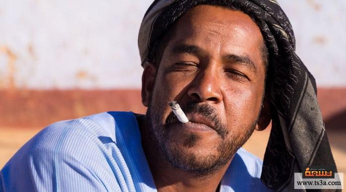 دخول الدخان مصر حجم انتشار الدخان في مصر