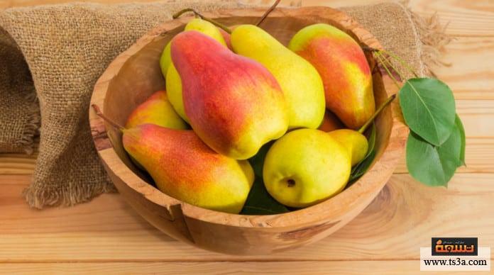 فاكهة الكمثرى