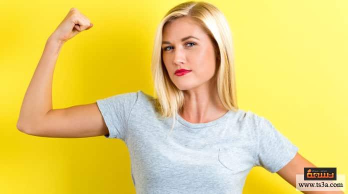 فتاة قوية الشخصية صفات الفتاة قوية الشخصية