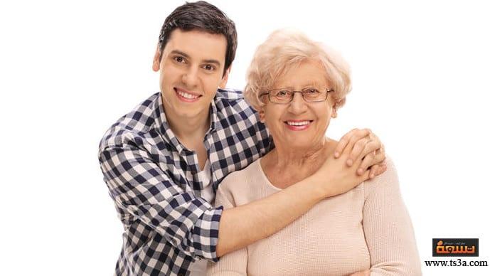 مفاجأة الأم في عيد الحب أثر تذكر الأم في عيد الحب