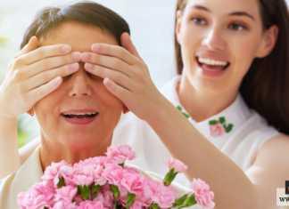 مفاجأة الأم في عيد الحب