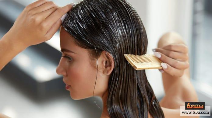 وصفات فواكه للشعر وصفات الفواكه لإصلاح تلف الشعر