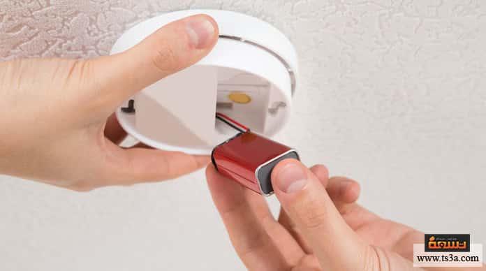 أجهزة إنذار الحريق الخواص الواجب توافرها في أجهزة الإنذار