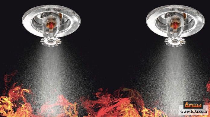أجهزة إنذار الحريق مستلزمات أجهزة إنذار الحريق
