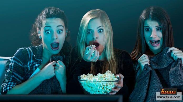 أفلام الرعب الشهيرة لماذا تجذبنا أفلام الرعب لمشاهدتها؟