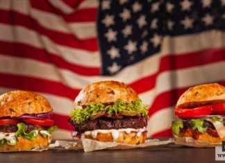 أكلات أمريكية