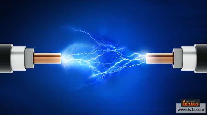 اكتشاف الكهرباء اكتشاف الكهرباء الساكنة