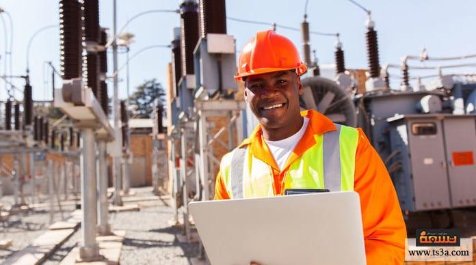 اكتشاف الكهرباء طرق توليد الكهرباء الساكنة