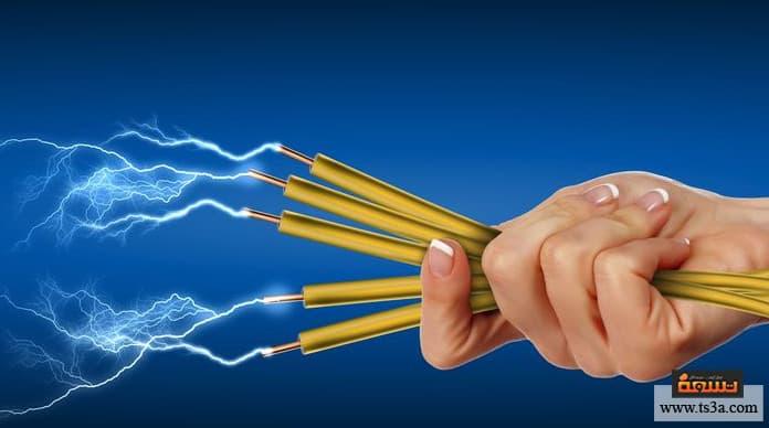 اكتشاف الكهرباء مراحل اكتشاف الكهرباء