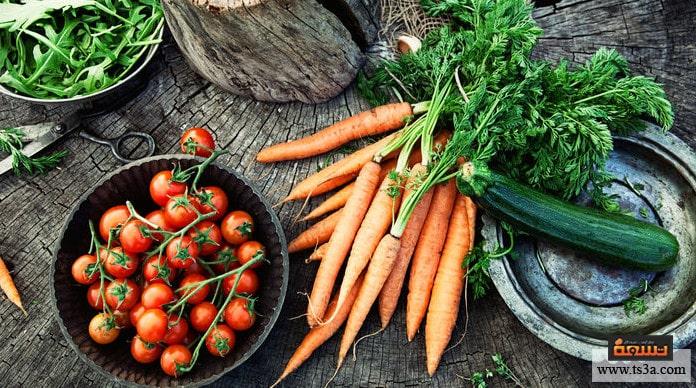 الأطعمة الغنية بالألياف أين توجد الألياف بكثرة؟
