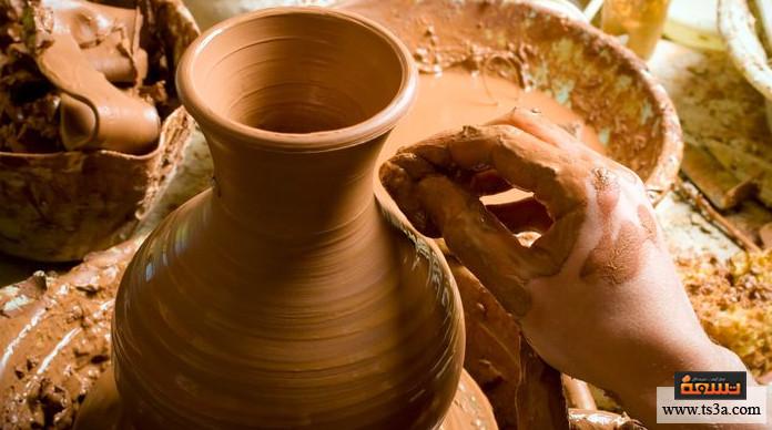 التبريد قديما جرة الفخار والقلة