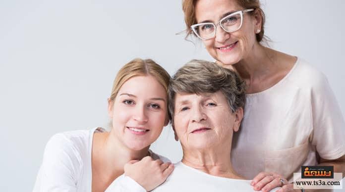 التفاوت بين الأجيال الفرق بين الأجيال السابقة والحالية