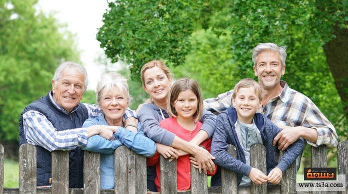 التفاوت بين الأجيال