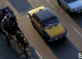 التنقل داخل مصر