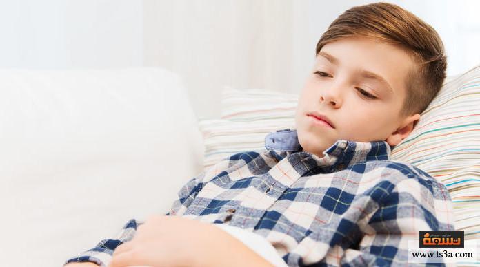 التهاب المثانة التهاب المثانة عند الأطفال